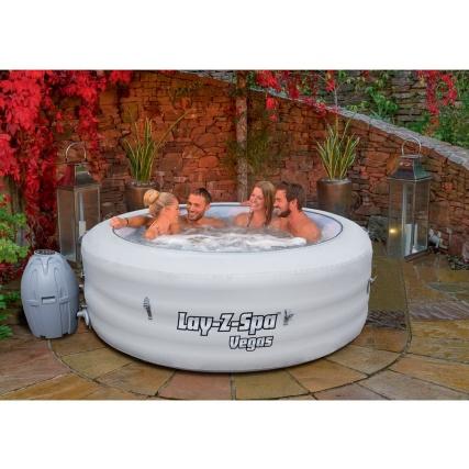 Lay-Z-Spa Vegas Hot Tub £350 @ B&M