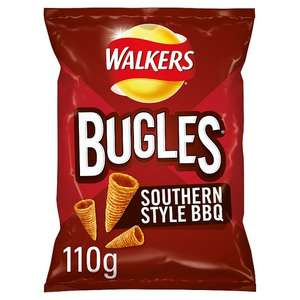 Walkers Bugles southern style bbq and cheese flavour £1 @ Tesco