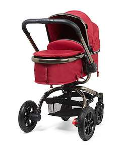 Mothercare Orb all terrain pram and pushchair - Berry £200