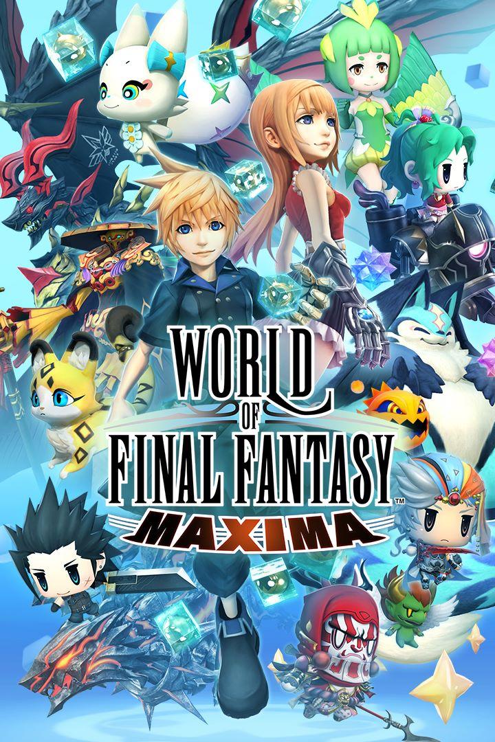 WORLD OF FINAL FANTASY MAXIMA (Xbox One X Enhanced) £17.50 @ Xbox Live