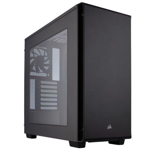 Corsair Carbide 270R Black Acrylic Midi PC ATX Gaming Case, £53.98 @ Novatech