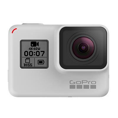 Gopro HERO7 Black - Dusk White LTD Edition £319 Wex Photo Video