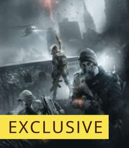 Ubisoft's The Division Dynamic PS4 Theme free. PlayStation+ exclusive