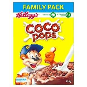 Coco pops family pack 720g - £1 @ Poundland Newcastle