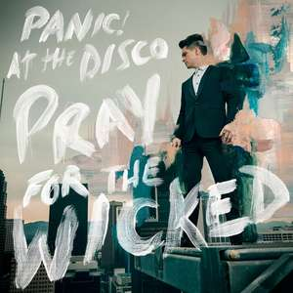 Panic At The Disco - Pray For The Wicked - CD £4.99 (Prime) £6.98 (Non Prime) @ Amazon