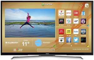 Refurbished Hitachi 50 Inch 4K Ultra HD HDR Freeview HD Smart WiFi LED TV - Black, £220.99 at argos/ebay