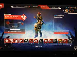 GET APEX BATTLE PASS FOR (£2.79) (Xbox one) @ CDKeys