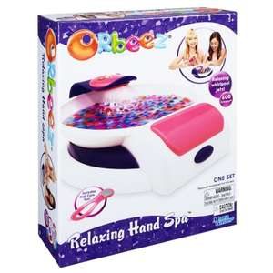 Orbeez Hand Spa was £20 then £10 now £5 in-store @ B&M