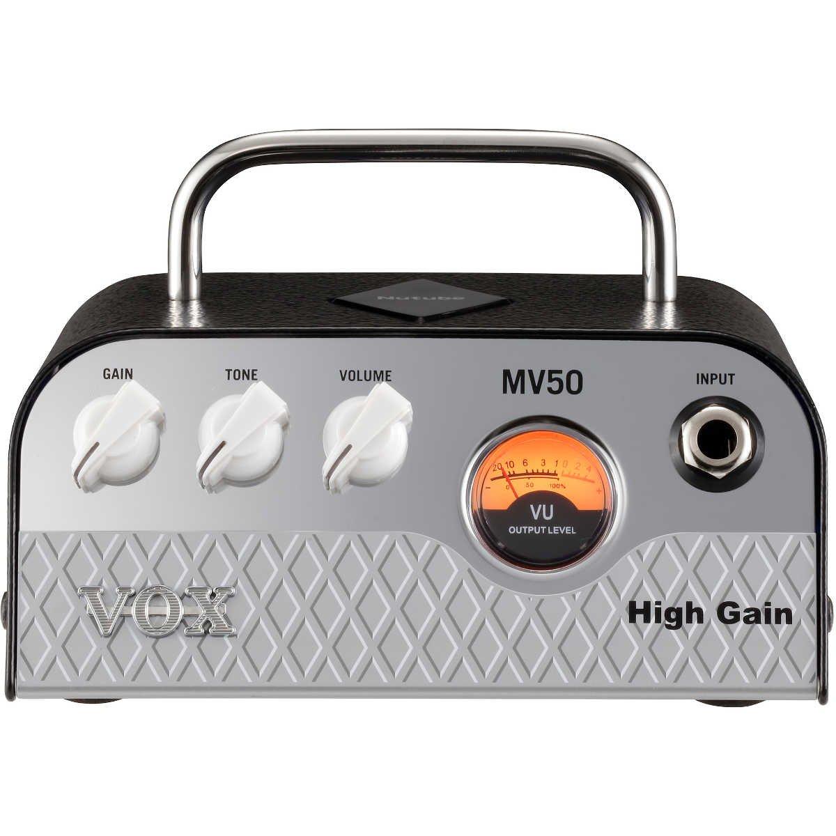 Vox MV50 High Gain guitar amplifier head £99 delivered at Dawsons