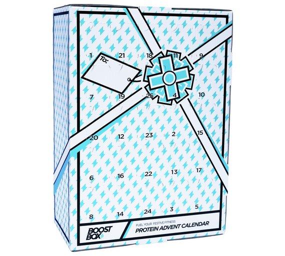 Boostbox Protein Advent Calendar - £21 @ Argos (Free C&C)