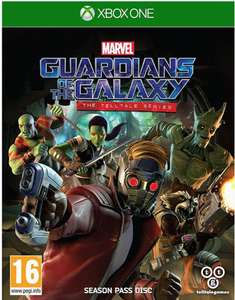 Marvel's Guardians of the Galaxy: The Telltale Series (Xbox One) for £9.99 Delivered @ Base/Simplygames