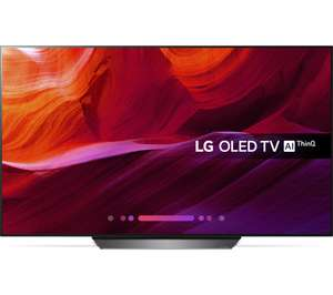 LG OLED55B8S 55 inch OLED 4K Ultra HD HDR Smart TV Freeview Play  - £994 With Voucher Code @ Richer Sounds