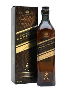 Johnnie Walker Double Black Label Blended Scotch Whisky, 70cl £21.90 @ Amazon