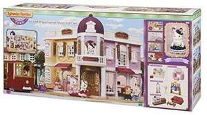 Sylvanian Families Grand Department.Store. £51.99, potentially £46.99 with code @amazon