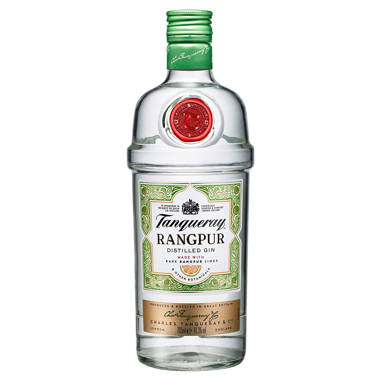 Tanqueray Rangpur Gin, 70 cl £18 + £4.49 delivery (Non Prime) @ Amazon