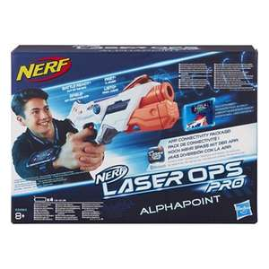 Nerf Laser Op Pro Alphapoint (single) - £9 Debenhams   (SH4J - free delivery or £2 click & collect)