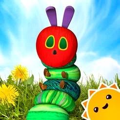 The Very Hungry Caterpillar AR Free on Apple iOS