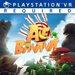 ace banana £3.29 and a list of all PSVR Games currently on sale on PSN