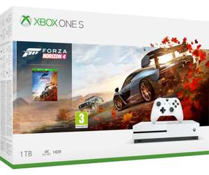 Xbox One S 1TB Forza Horizon 4 Console FOR £161.49 Delivered w/c (more in the OP) @ Ebay Shopto