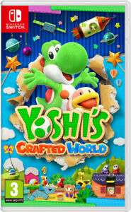 Yoshi's Crafted World (Nintendo Switch) £33.87 @ ShopTo eBay