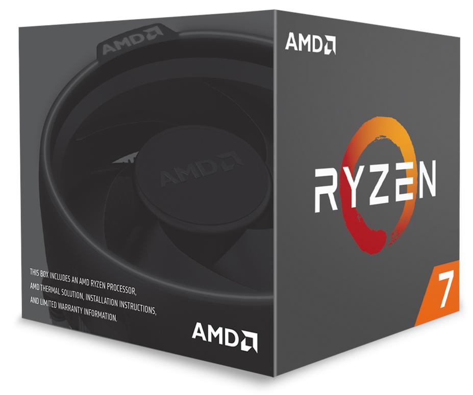 AMD Ryzen 7 1700 - 3.0GHz Octa Core Socket AM4 Processor from CCL £132.89 @ eBay