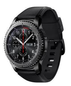 Samsung Gear S3 Frontier - Refurb 12 month warranty £114.75 with code stack on ebay /  techsave2006