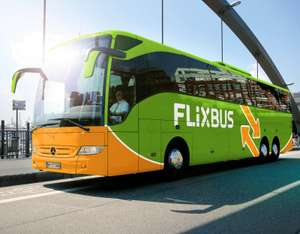 Continental Europe £0.85 Coach fares (e.g Lille to Brussels / Paris to Rouen / Grenoble to Lyon) @ Flixbus
