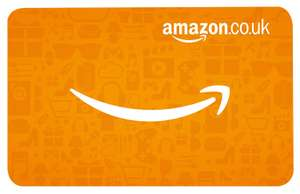 Free £6 Amazon when you purchase a £50 gift card. Probably account specific