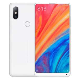 Xiaomi Mi Mix 2S 128GB Mobile Phone Global Version - White @ Geekbuying Germany Warehouse £298.87