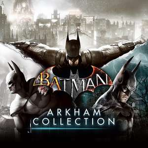 -75% Batman: Arkham Games and Arkham Knight Season Pass @ Steam