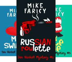 Dev Haskell Series (18 books) by Mike Faricy FREE on Kindle @ Amazon