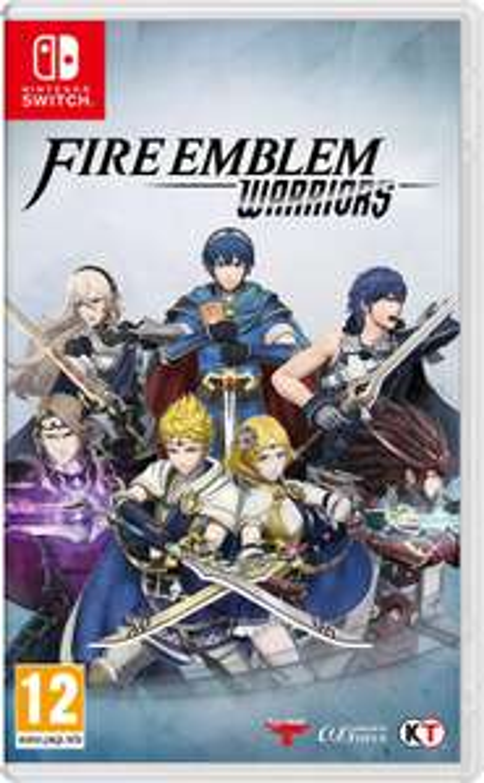 Fire Emblem Warriors (Nintendo Switch) £19.99 (Prime) £22.98 (Non-Prime) Delivered @ Amazon