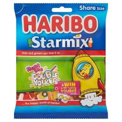 Haribo Starmix Share Size 140g - 50p @ Poundland
