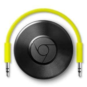 Google Chromecast Audio Media music WIFI Wireless Streamer for £18.22 w/c Delivered @ Ebay Mymemory