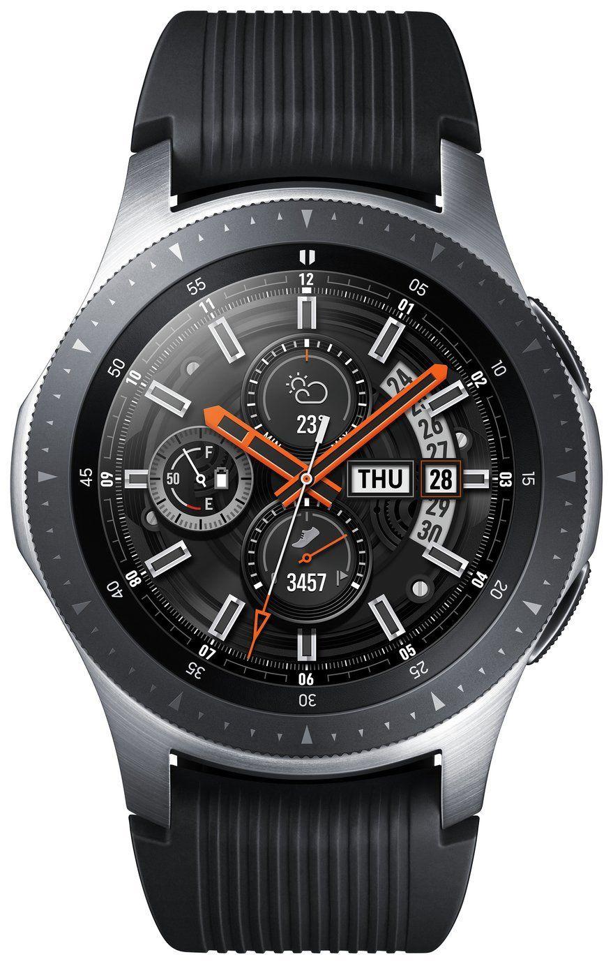 Samsung Galaxy Watch 46mm Bluetooth Smart Watch Refurbished - £195.49 with code @ Argos Ebay