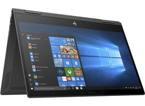 HP ENVY x360 Full-HD Convertible Laptop £641.52 @ HP Store. 12% off a range of laptops using code SAVE12