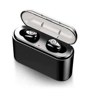 X8 TWS Bluetooth 5.0 Earbuds 2200mAh Support Charging for Phones About 5 Hours Working Time Noise Reduction Geekbuying £13.19