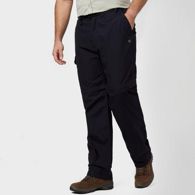 Craghoppers Men's Kiwi Zip off walking, hiking trousers was £50, now £29.75 (+4.95 del)