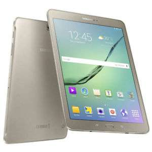 """Samsung SM-T713 Galaxy Tab S2 8"""" Tablet 32GB Gold WiFi 3GB RAM Android 6.0 @ Ebay/Tesco Outlet £159.82"""
