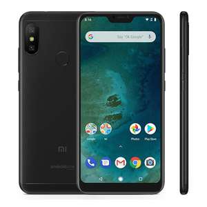 Xiaomi Mi A2 Lite Global Version 3GB 32GB Snapdragon 625 Octa @ Banggood for £108.94