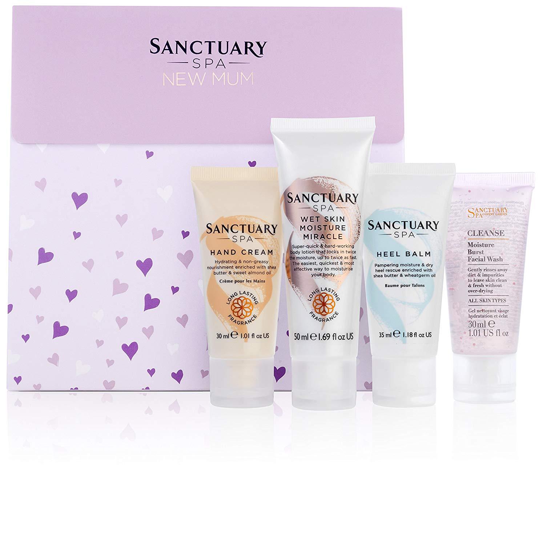 Sanctuary Spa New Mum Pamper Bag @ Amazon £9 Prime £13.49 Non Prime.