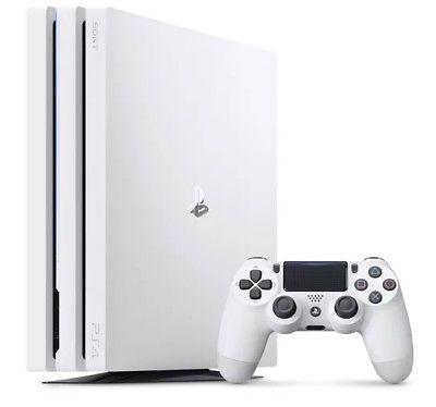 PS4 Pro White 1TB Console - £288.89 (with code) @ Ebay ShopTo