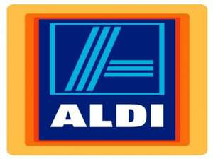 21-day matured Rump Steak and costs just £4.99 for 16 oz @ALDI INSTORE ONLY NATIONWIDE TILL STOCK LASTS FROM 28 MARCH