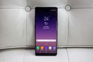 Samsung Galaxy Note 8 N950 64GB  All Colours Unlocked Smartphone Grade C (other grades available) hitechelectronicsuk EBAY - £238