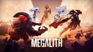 FREE PSVR MOBA game 'MEGALITH'. NOT a Demo, now it's Free-to-play!!!