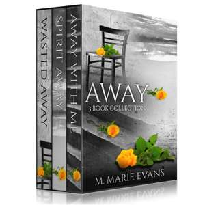 Save £10.82 on This Complete Triple Drama Box Set  -  M. Marie Evans  - Away Series Box Set Kindle Edition  - Currently Free @ Amazon