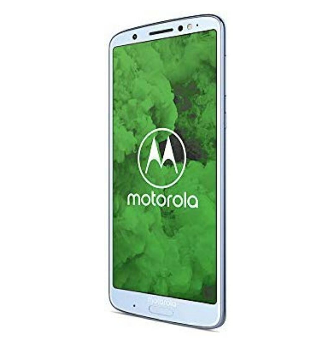 Motorola Moto G6 Plus, 4GB RAM, 64GB Rainstorm (£160 W/Fee Free - £165 Without) @ Amazon Germany