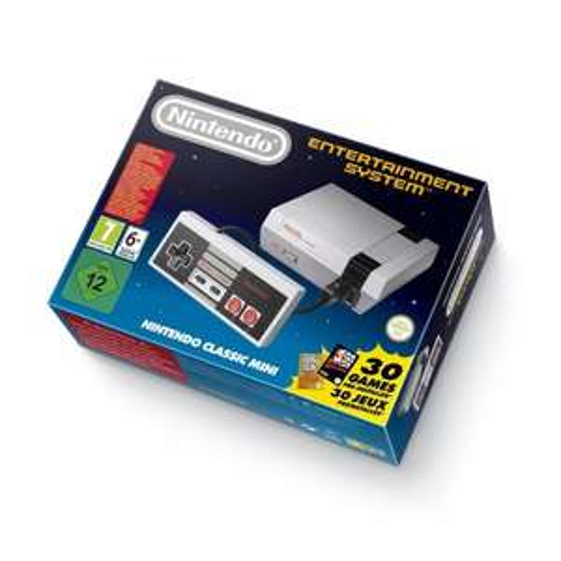 Nintendo Classic Mini @ Gamecollection.net - £47.95
