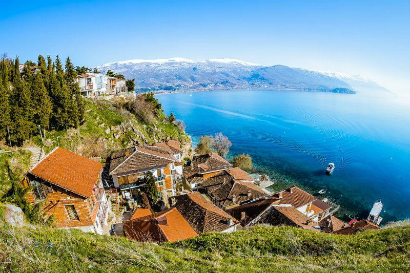 From London: 4 Nights in Lake Ohrid, Macedonia 14-18 May just £61.48pp @ booking.com