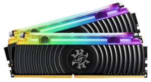 Adata XPG Spectrix D80 RGB DDR4 16GB (2x8GB) 3000Mhz Memory, £99.96 at Ebuyer
